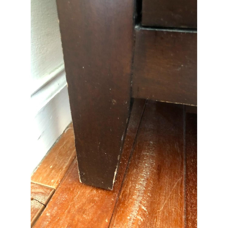 Dark Wood Dresser - image-3