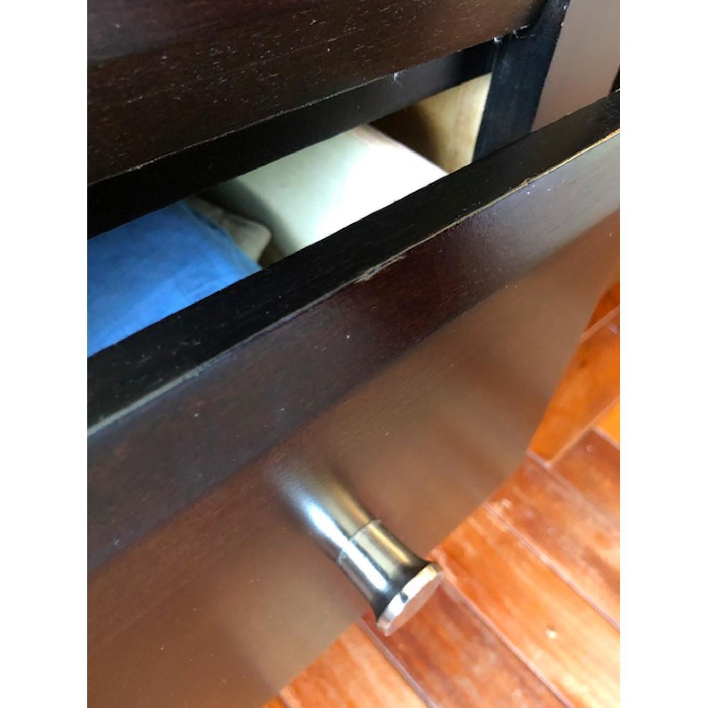 Dark Wood Dresser - image-4