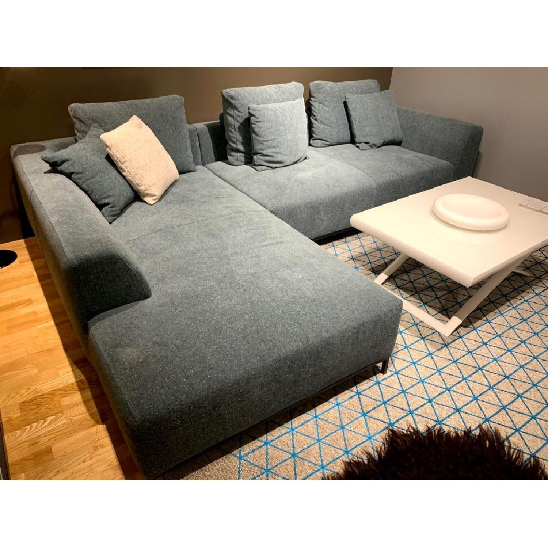 Calligaris Cleveland 2-Piece Sectional Sofa - image-6