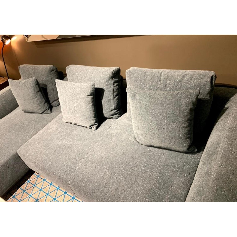 Calligaris Cleveland 2-Piece Sectional Sofa - image-8