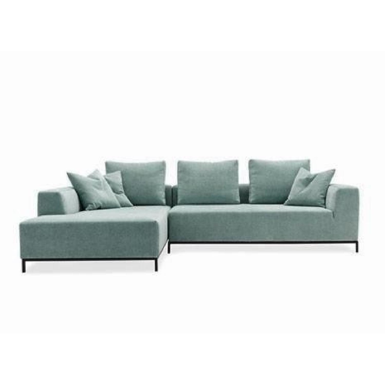Calligaris Cleveland 2-Piece Sectional Sofa - image-0