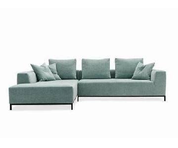 Calligaris Cleveland 2-Piece Sectional Sofa