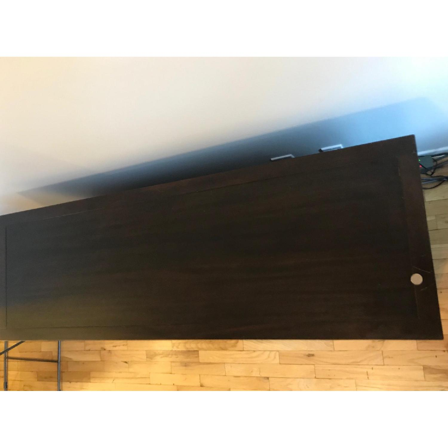 Pottery Barn Rhys Media Console