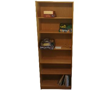 Classic Tall Adjustable Bookcases