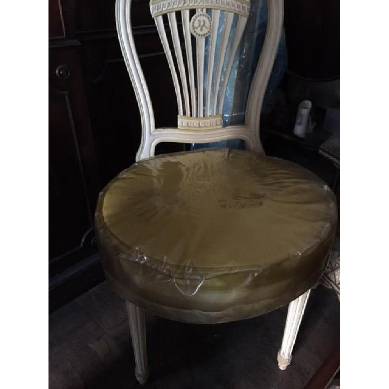Vintage Silk Chair - image-1