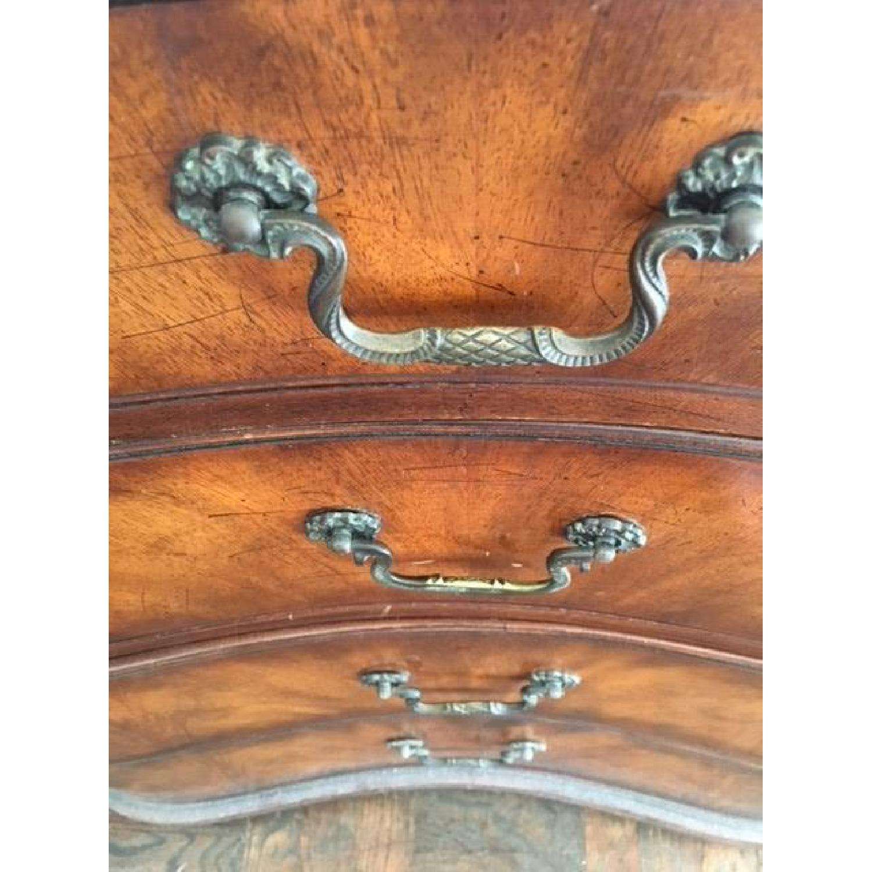 Vintage Wood Dresser w/ Original Hardware - image-5
