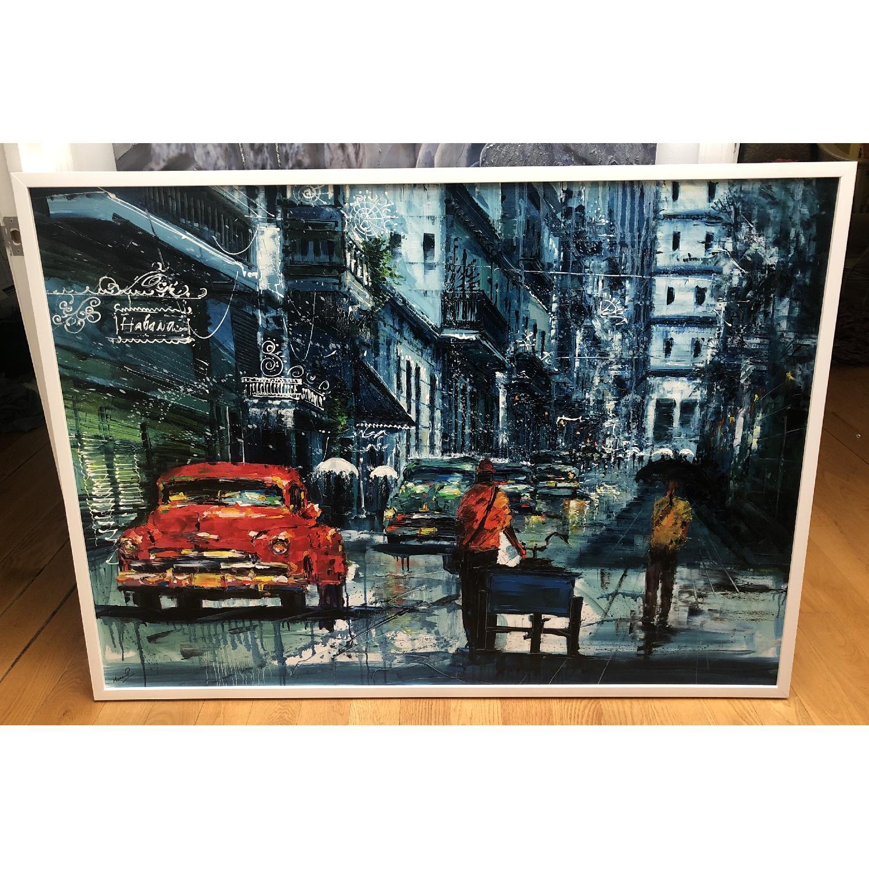 Original Cuban Oil Painting - image-1