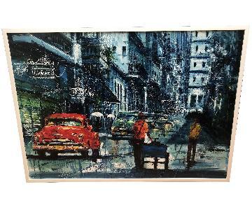 Original Cuban Oil Painting
