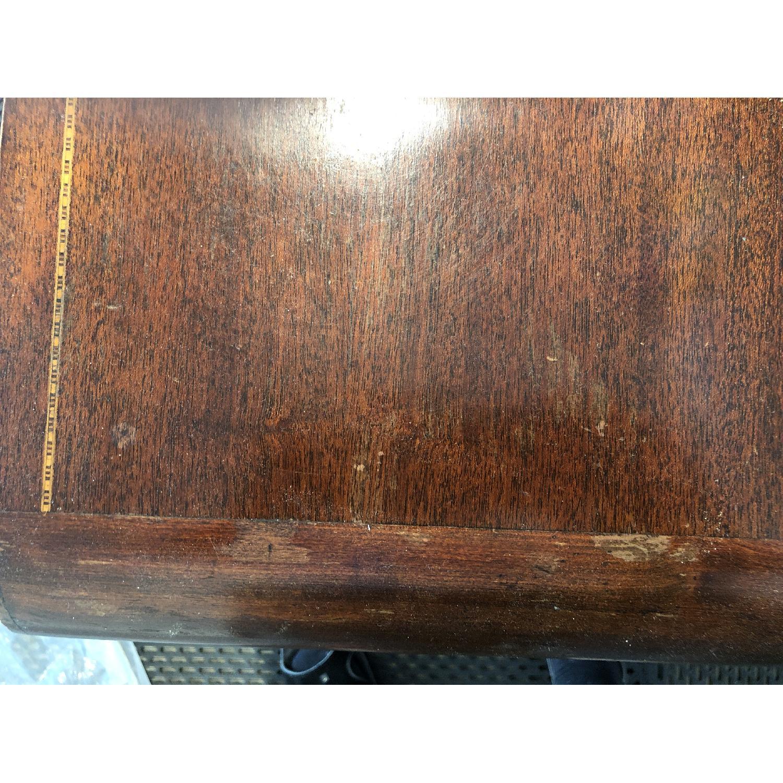 Vintage Mahogany Side Tables - image-4
