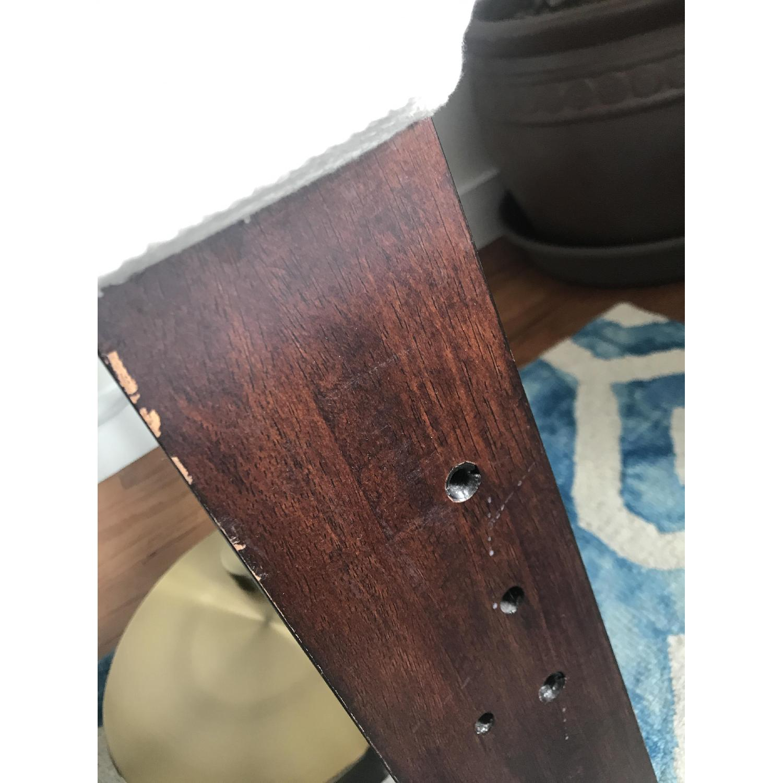 Lexington Ivory Tweed Upholstered Headboard