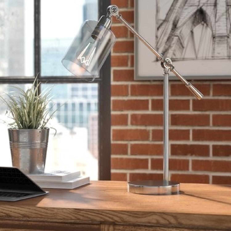 Kenroy Home Mid-Century Industrial Desk Lamps - image-1