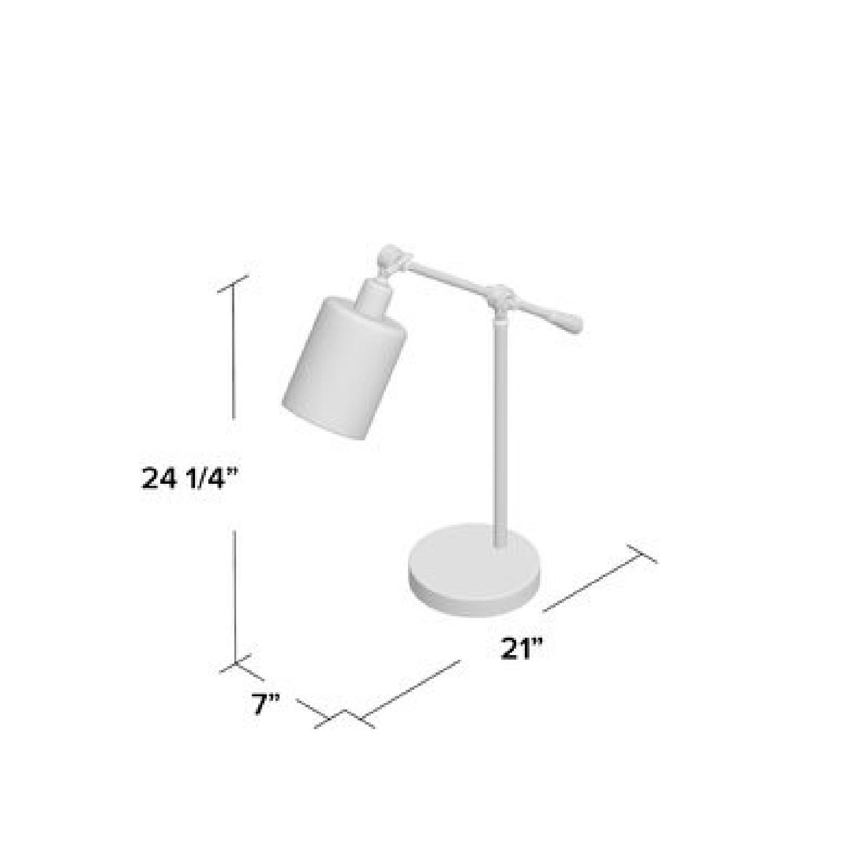 Kenroy Home Mid-Century Industrial Desk Lamps - image-2