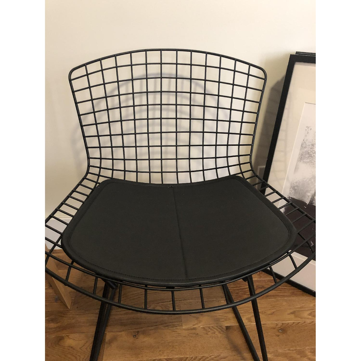 Inmod Harry Bertoia Style Side Chairs - image-3