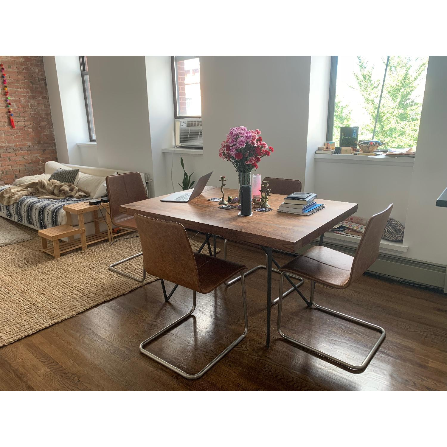 CB2 Dylan Dining Table - image-1