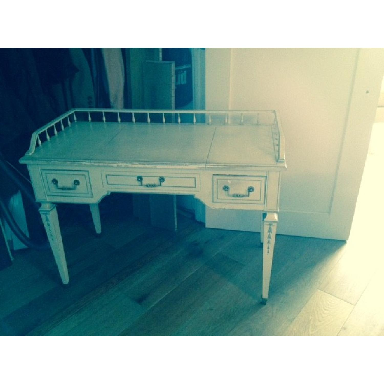 Antique Desk/Vanity - image-5