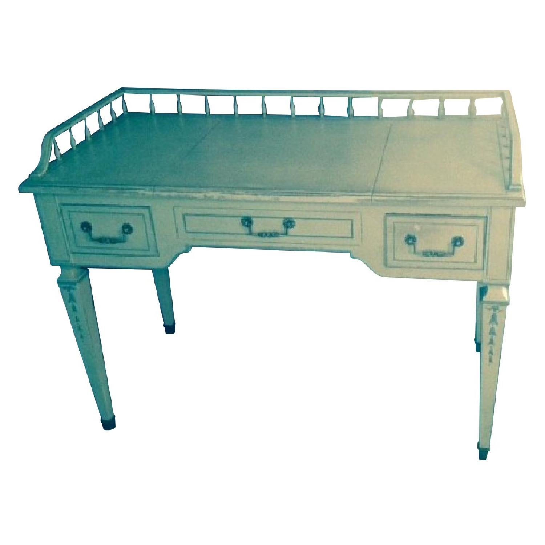 Antique Desk/Vanity - image-0