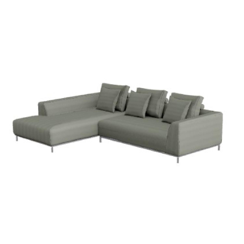 Calligaris Cleveland Sectional Sofa - image-4