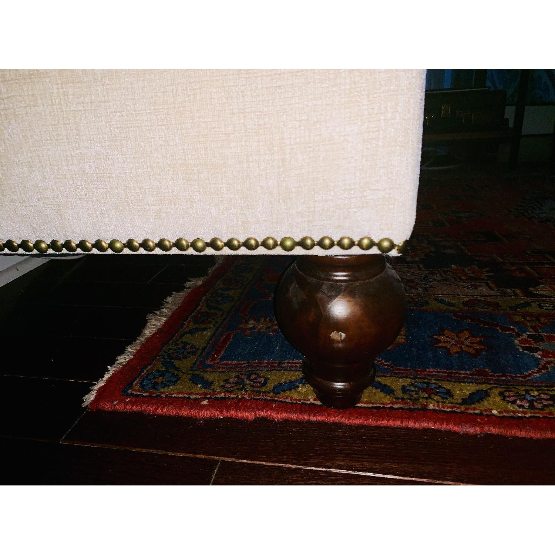 Macy's Victoria Storage Ottoman Bench - image-3