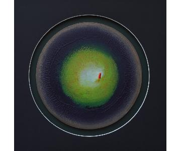 Khusro Subzwari Original Abstract Oil on Canvas