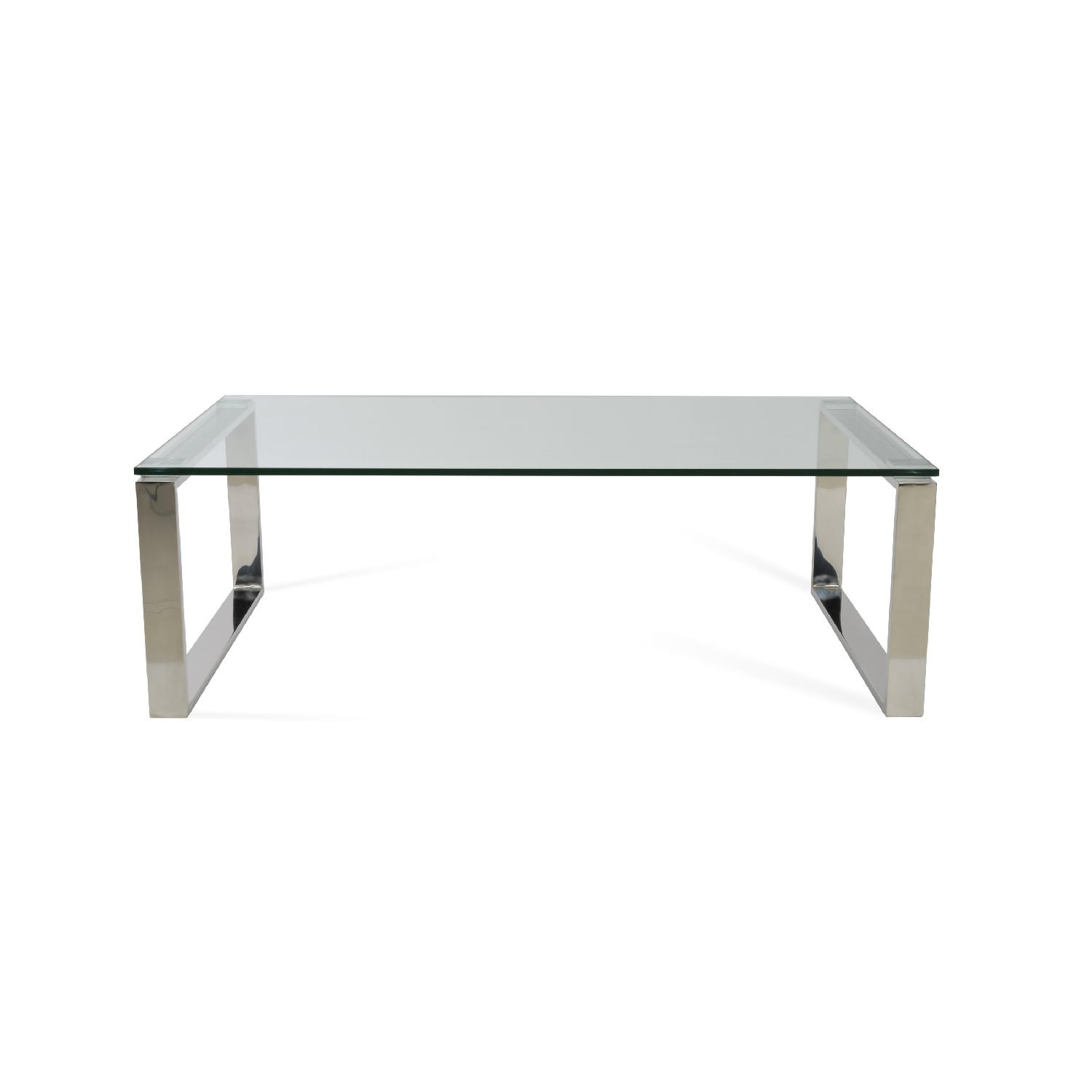 sohoConcept Calvin Glass Series Coffee Table - image-0