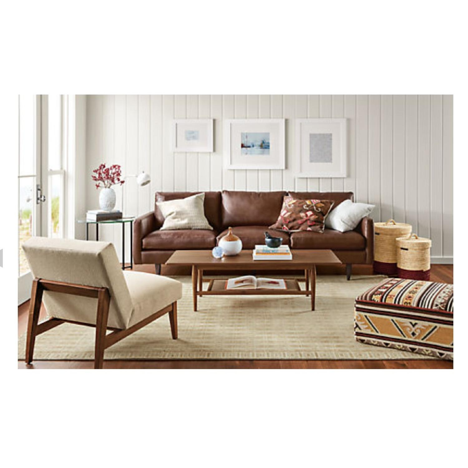 Room & Board Bond Glass End Table - image-2