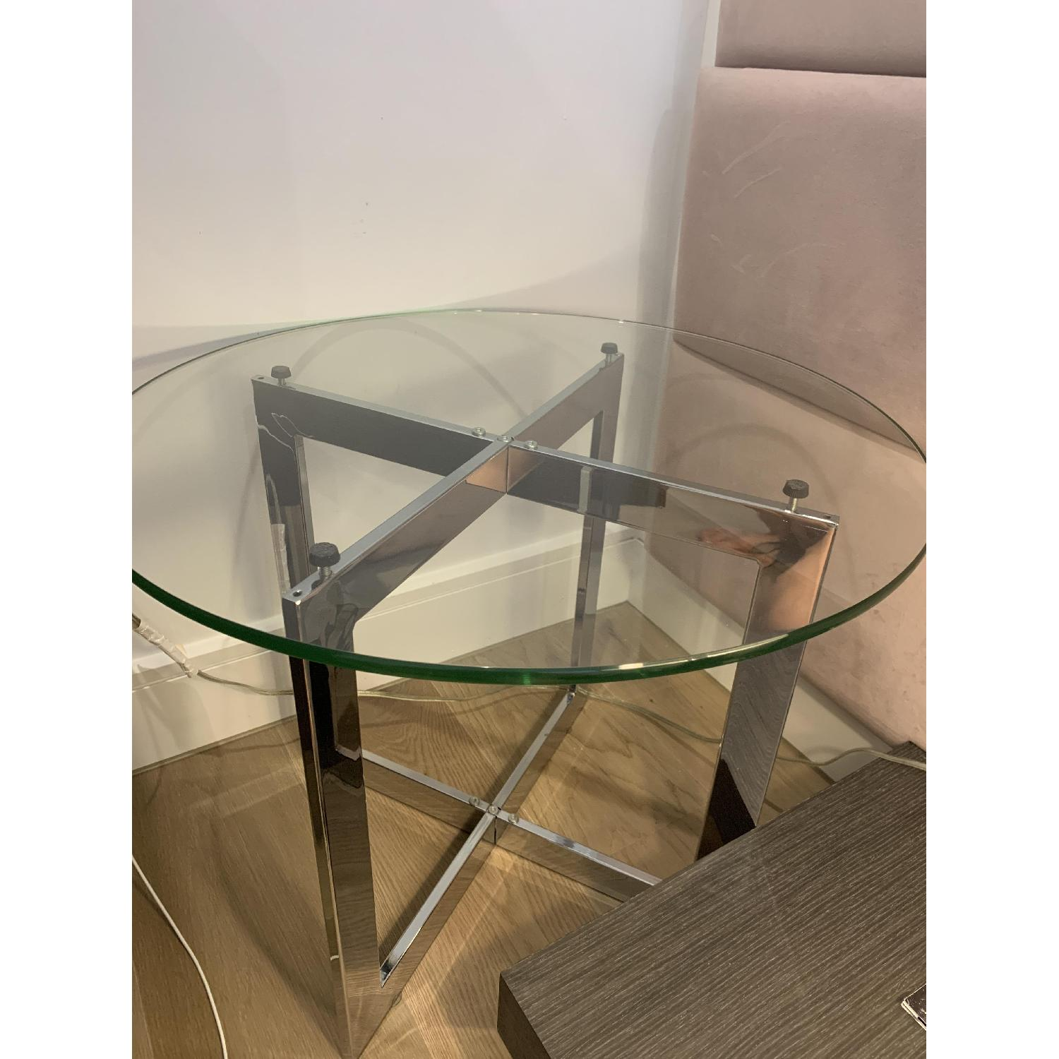 Room & Board Bond Glass End Table - image-5