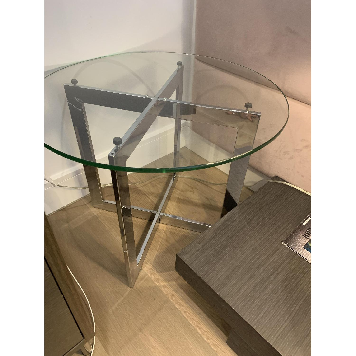Room & Board Bond Glass End Table - image-6