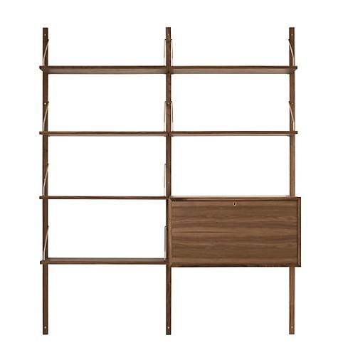 Design Within Reach Wall Unit w/ Custom Added Options