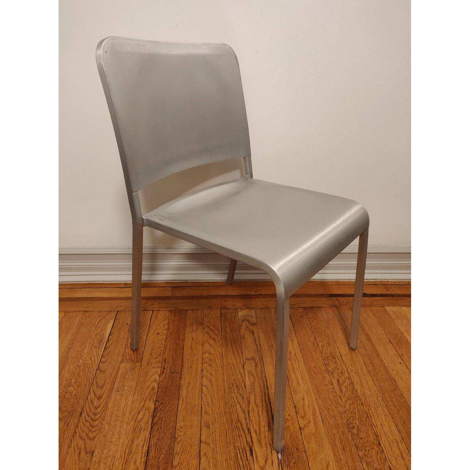 Emeco 20-06 Chairs by Norman Foster - image-1