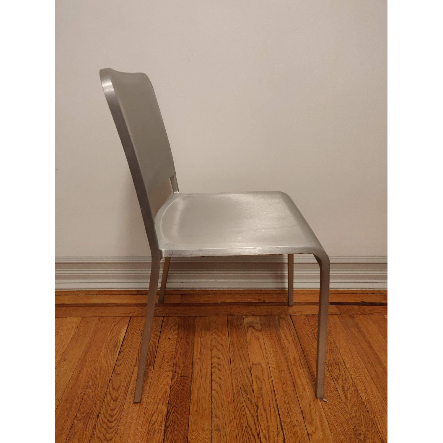 Emeco 20-06 Chairs by Norman Foster - image-2