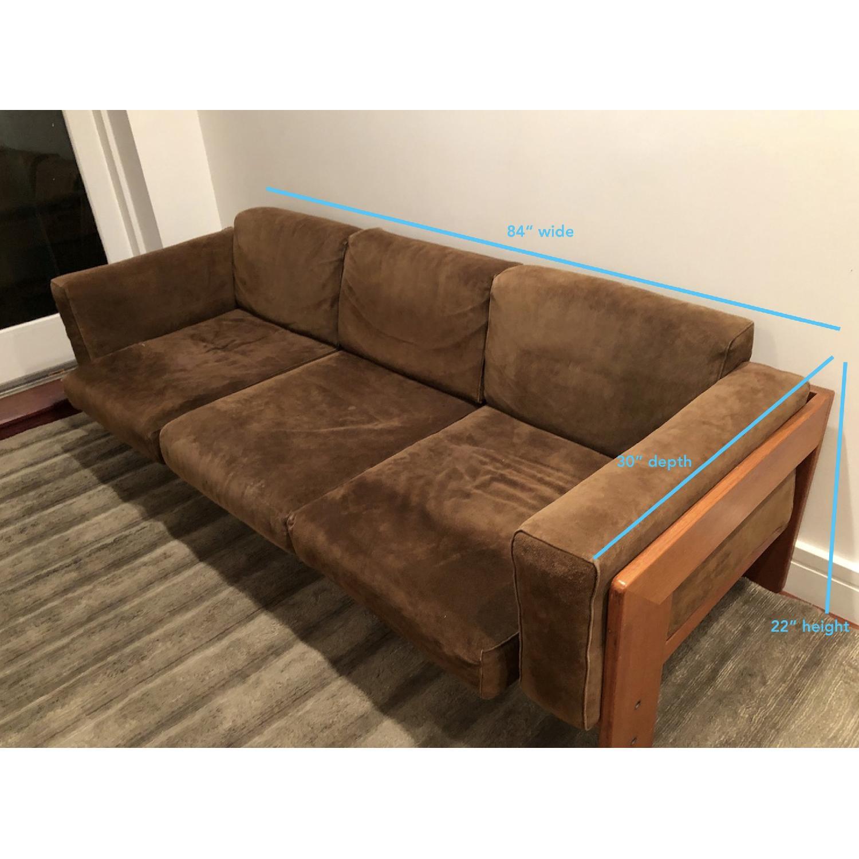Vintage 3-Seater Sofa - image-4