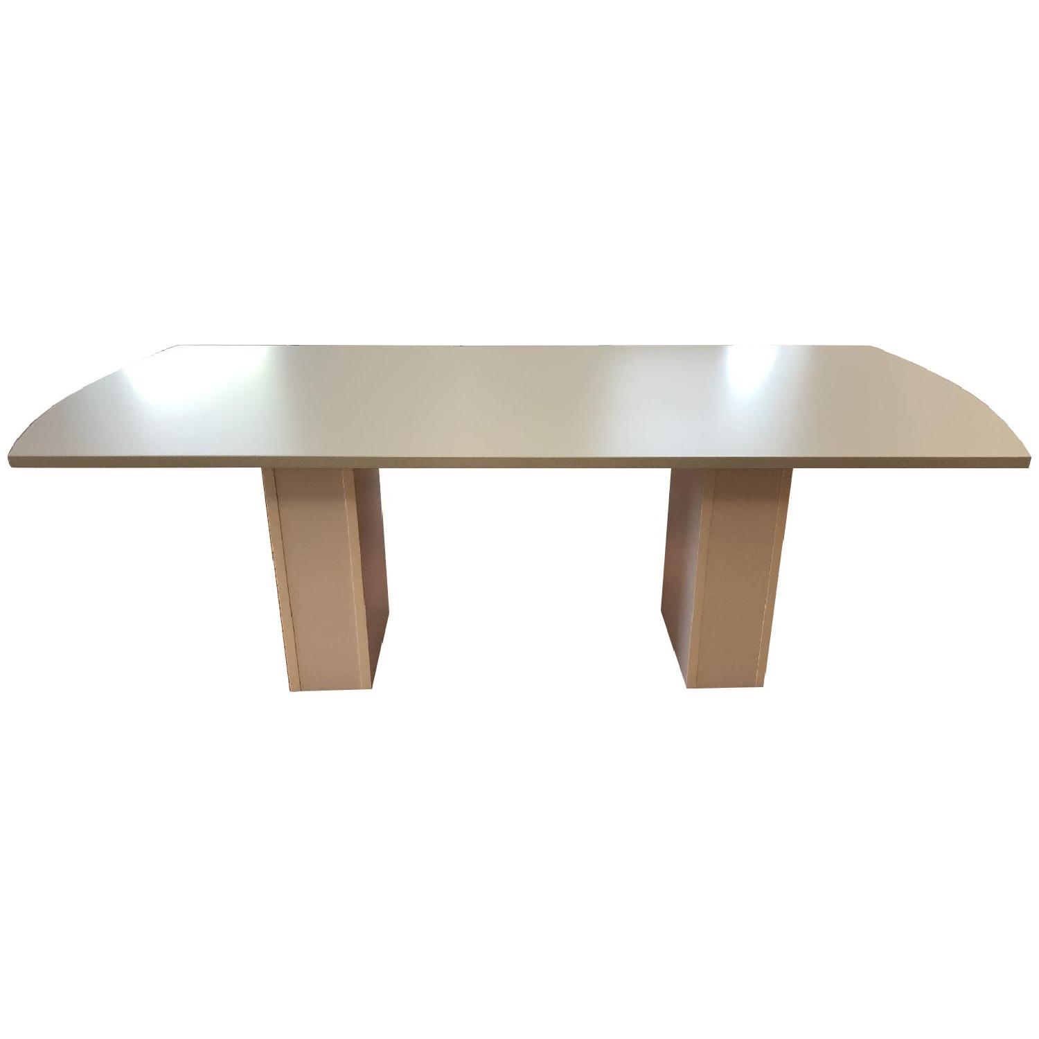 Arc End Conference Table