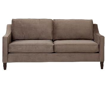 West Elm Paidge Sofa in Otter