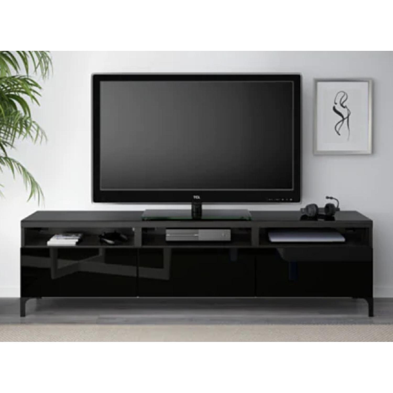 Ikea Besta TV Unit w/ Drawers - image-1