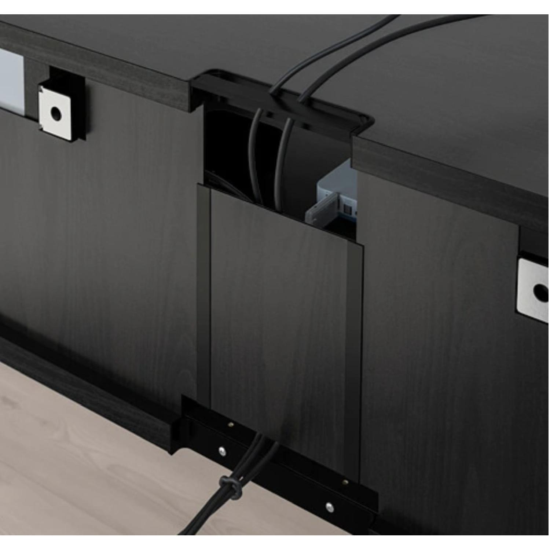 Ikea Besta TV Unit w/ Drawers - image-2