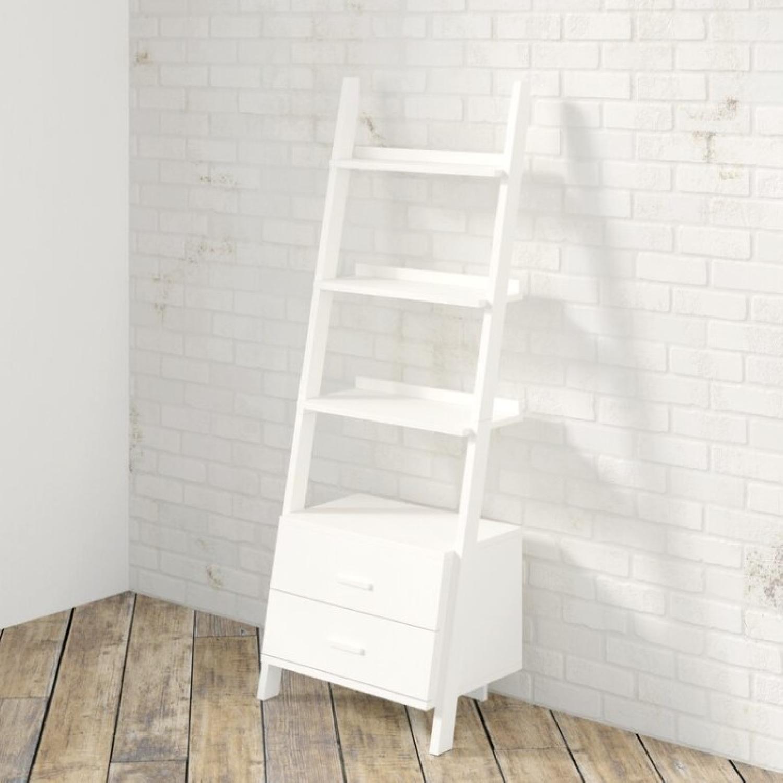 Mercury Row Antoninus Ladder Bookcase - image-2