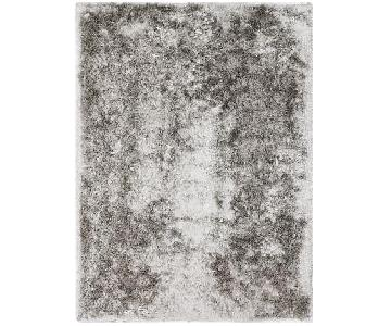 West Elm Glam Shag Area Rug
