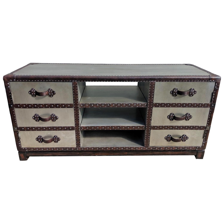 Hooker Furniture Melange Bondurant Media Console