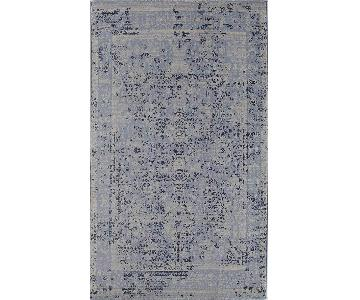 Distressed Area Rug