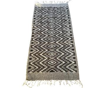 Doublesided Handwoven Wool Oaxaca Rug
