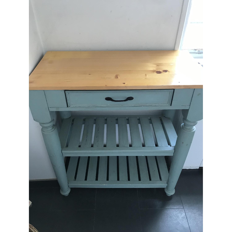 Custom Made Kitchen Island - image-1