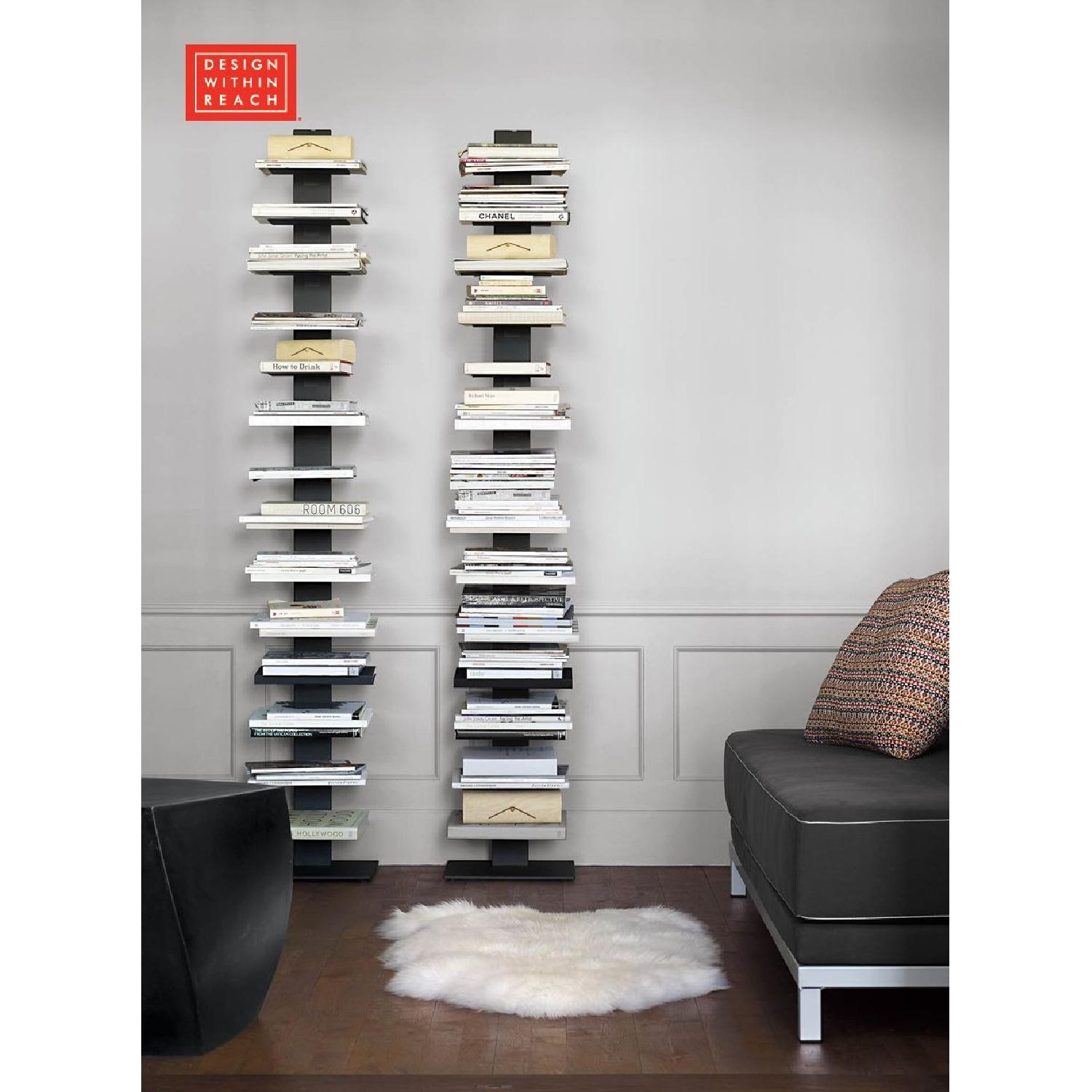 Design Within Reach Sapiens Vertical Tower Bookcase - image-5