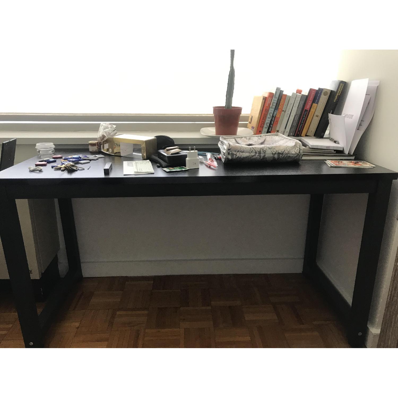 Tribesigns Modern Minimalist Style Computer Desk & Chair - image-1
