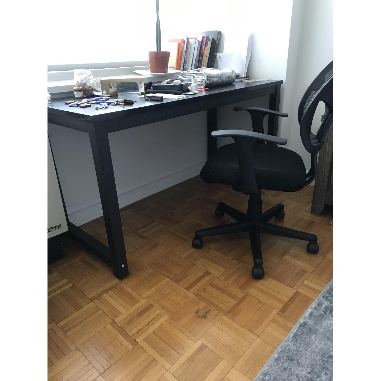 Tribesigns Modern Minimalist Style Computer Desk & Chair - image-2