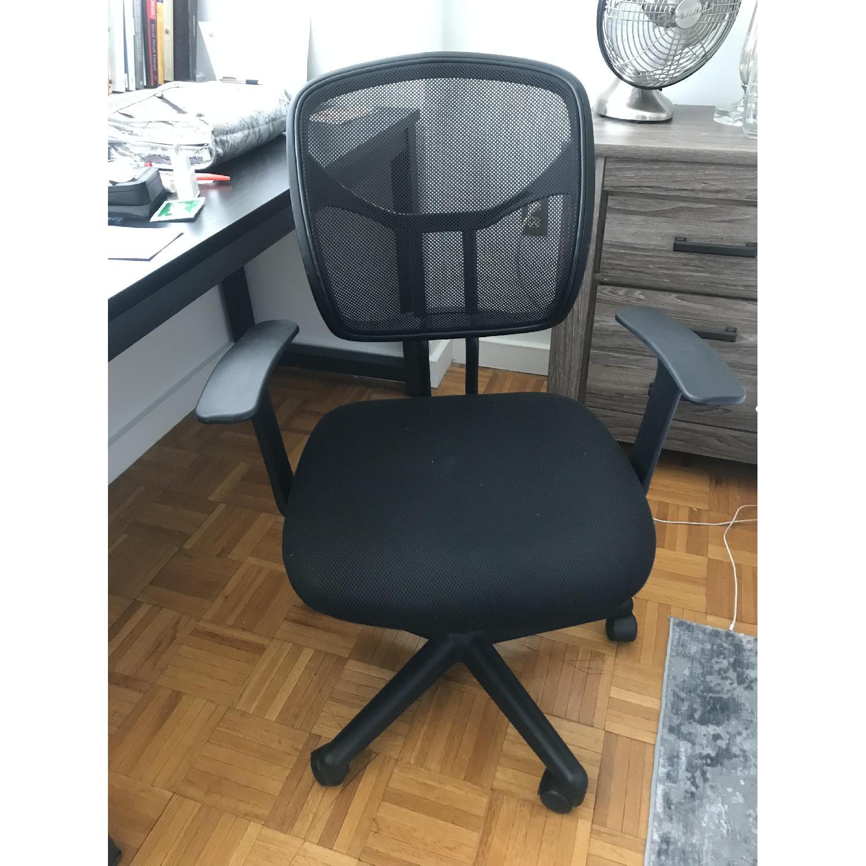 Tribesigns Modern Minimalist Style Computer Desk & Chair - image-3