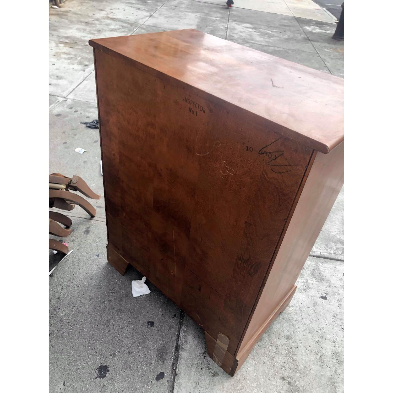 Ethan Allen Vintage Mid Century Solid Maple & Birch Dresser - image-5