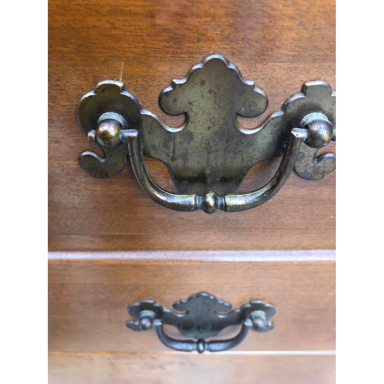 Ethan Allen Vintage Mid Century Solid Maple & Birch Dresser - image-12