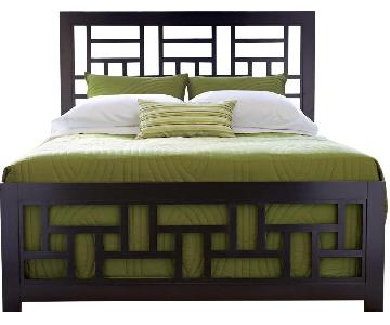 Broyhill Perspectives Lattice King Bed