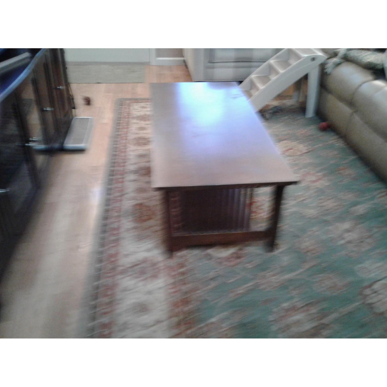 Stickley Audi & Co Mission Coffee Table - image-2