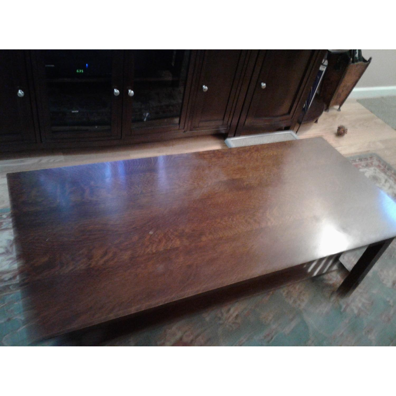Stickley Audi & Co Mission Coffee Table - image-3